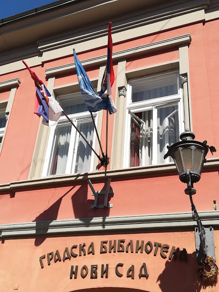 Prva srpska citaonica Novi Sad