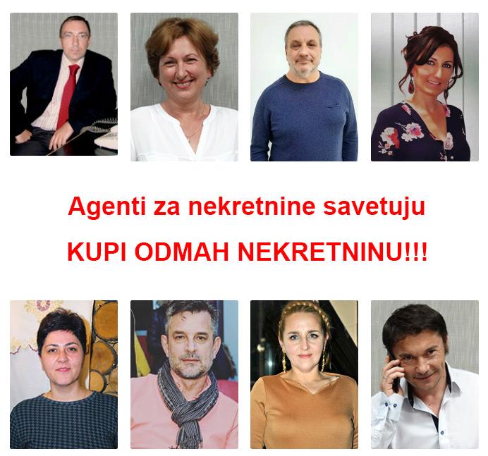 Agenti za nekretnine savetuju