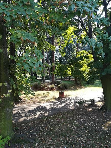 Gradski park Bijeljina