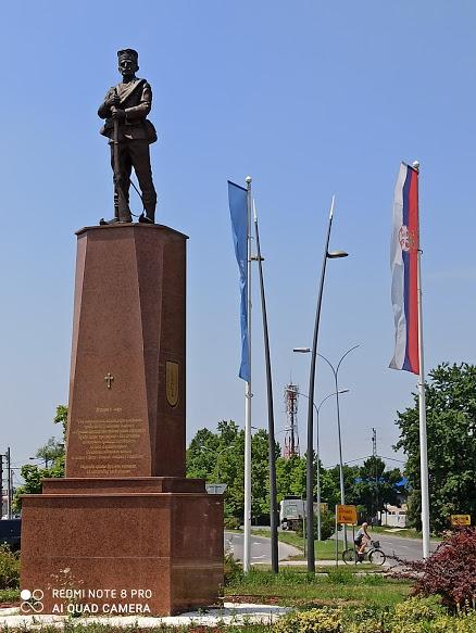 Spomenik dobrovoljcu