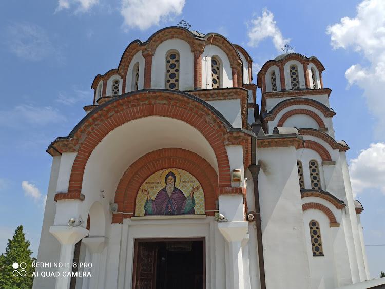 Pravoslavna crkva Veternik