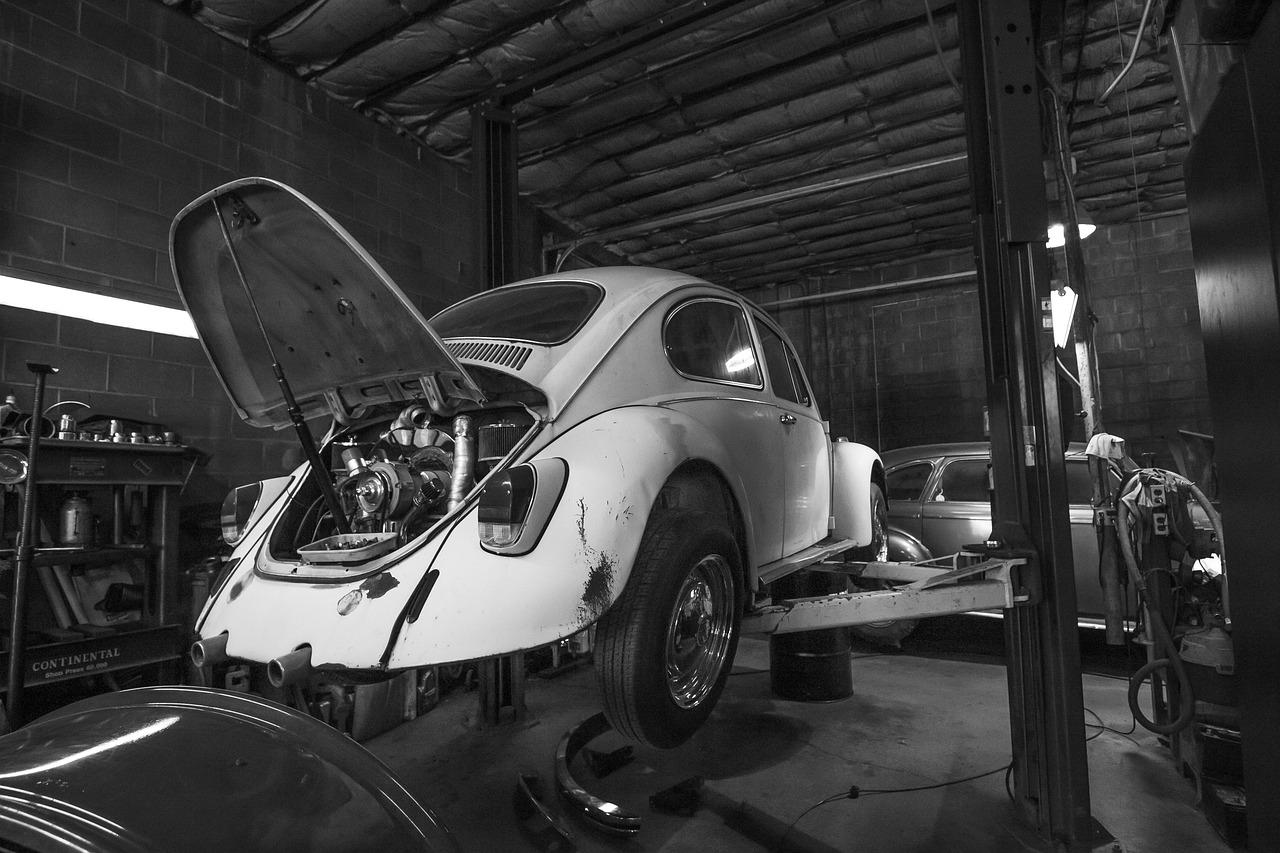 Auto servis garaža