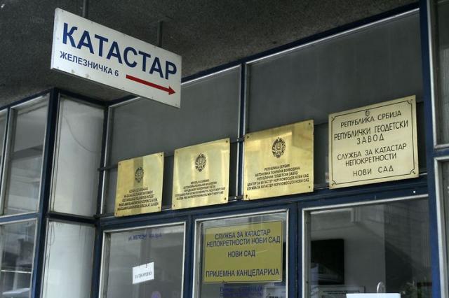 Katastar Novi Sad