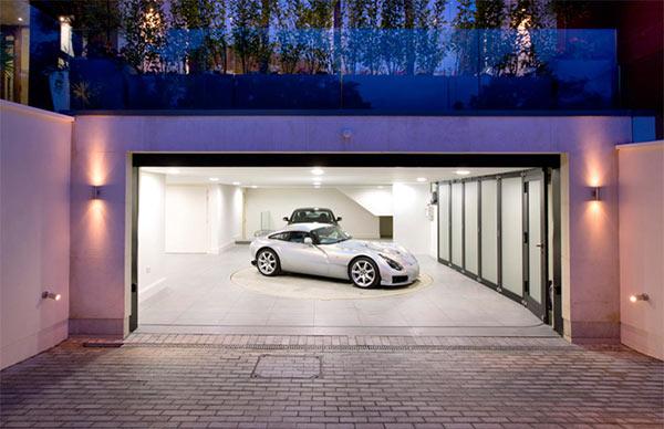 Lux garaže