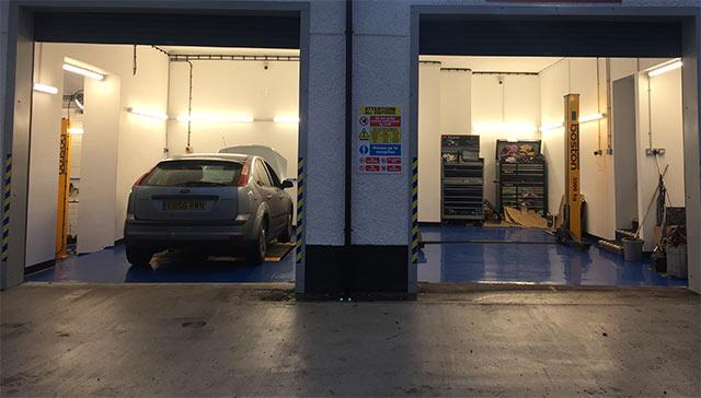Garaže iz kojih se dirketno ulazi u zgradu