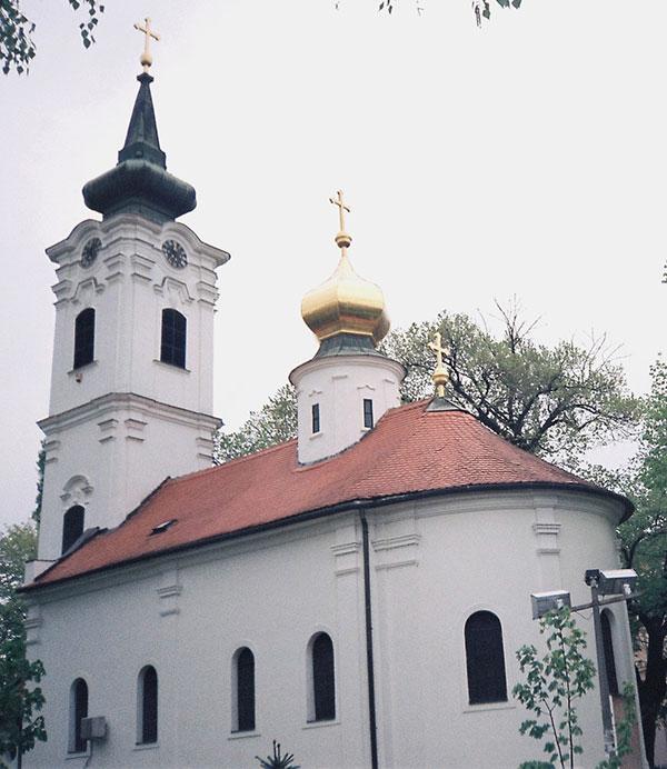 Nikolajevska crkva