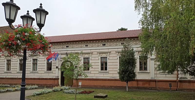 Istorijat Srbobrana