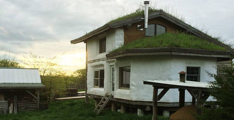 Kuće od slame