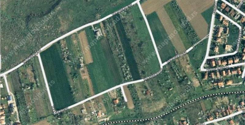 Ponuda placeva u Novom Sadu za individualnu gradnju