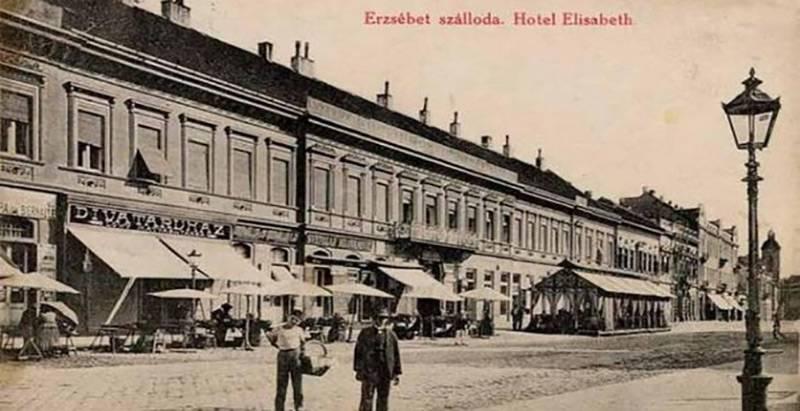 Istorijat Hotela Vojvodina
