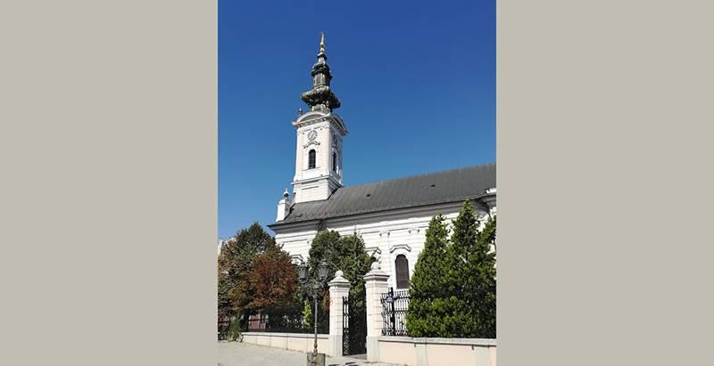 Saborna crkva Svetog Đorđa u Novom Sadu