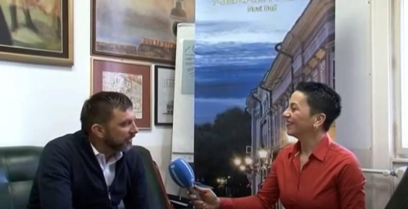 Direktor agencije Solis nekretnine Dragan Rabatić novosadska agencija
